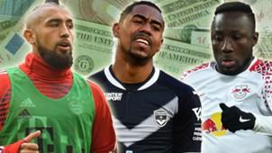 Klubs Einnahmen 2018 19