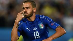 Leonardo Bonucci Italy Euro 2016