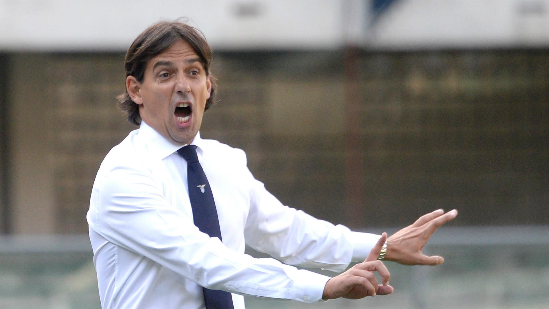 Inzaghi: Lazio, serve la partita perfetta
