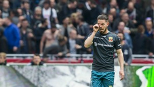 HD Sander Duits, Go Ahead Eagles