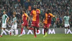 African stars light up Turkish Super Lig as Galatasaray edge Bursaspor in five