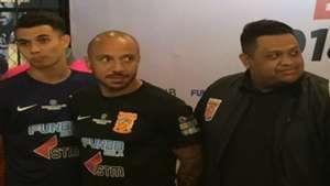 Julien Faubert - Nabil Husein - Borneo
