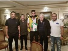 أحمد الشناوي - مرتضى منصور