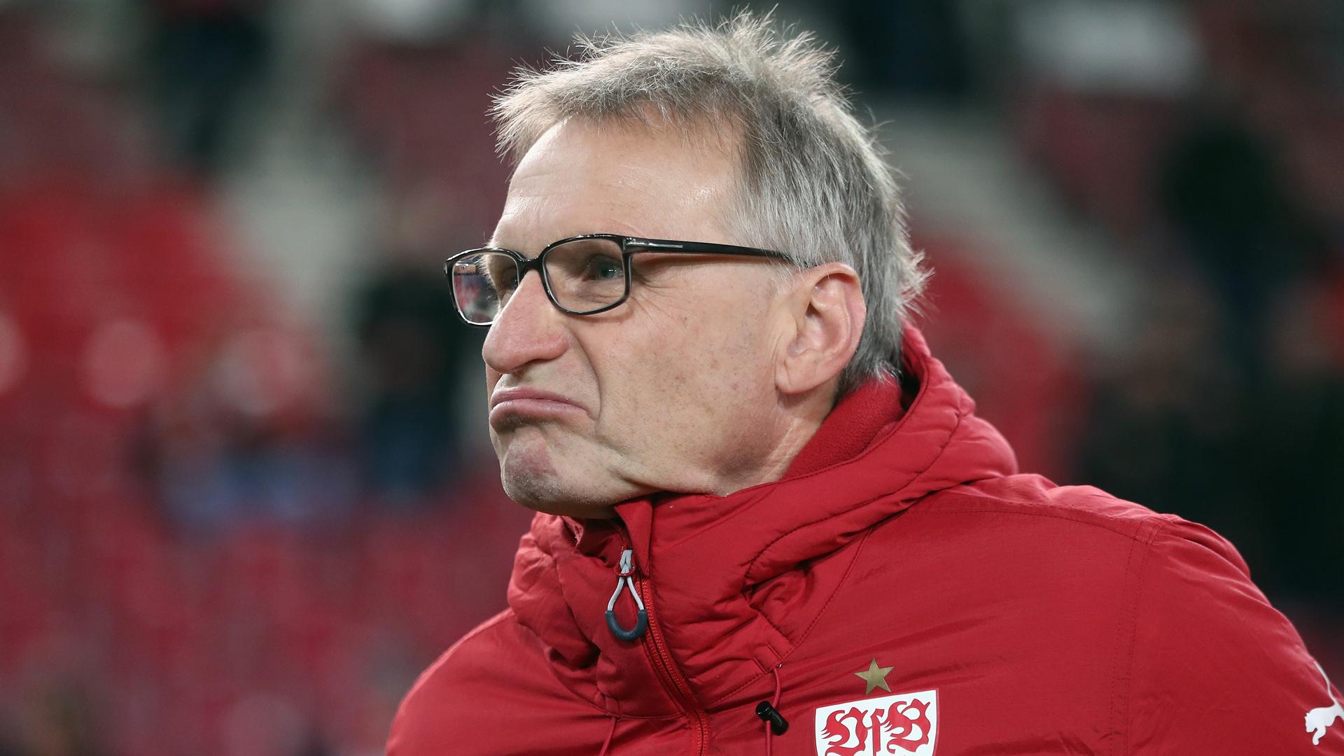 VfB Stuttgart Michael Reschke 08122017