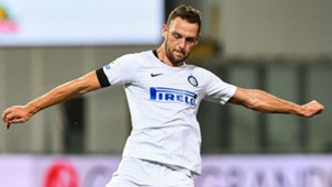 De Vrij Inter Serie A