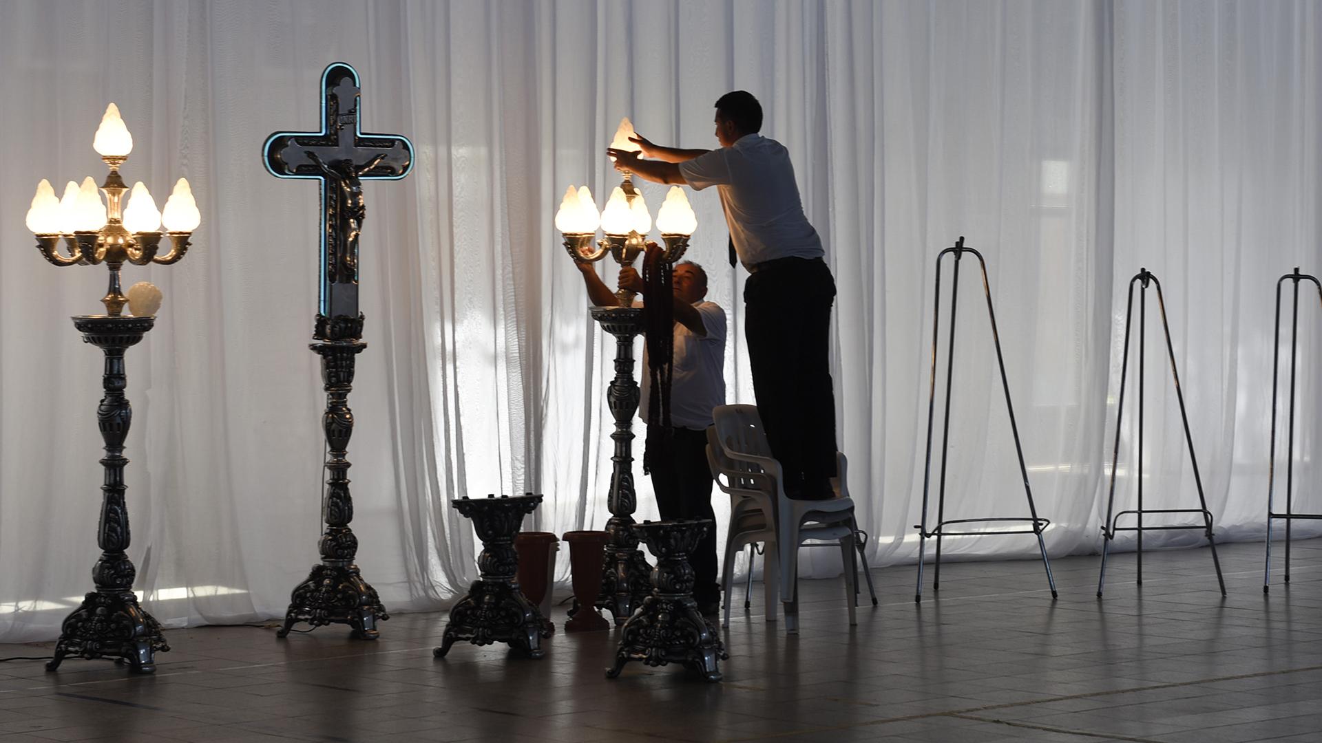 Emiliano Sala Funeral