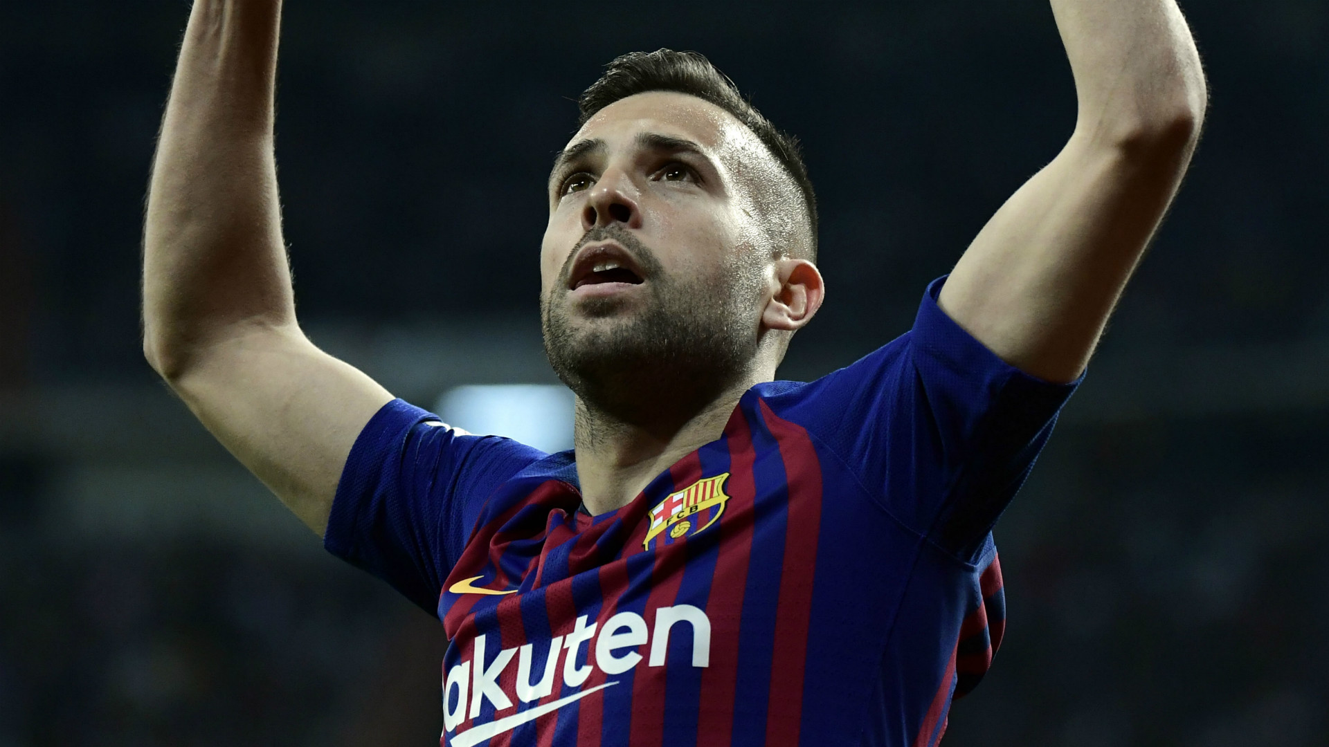 Lionel Messi Contract Jordi Alba Calls For New Deal After Signing