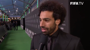 Salah BEST Awards 2018