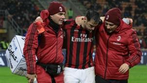 Nikola Kalinic Milan Inter Italian Cup