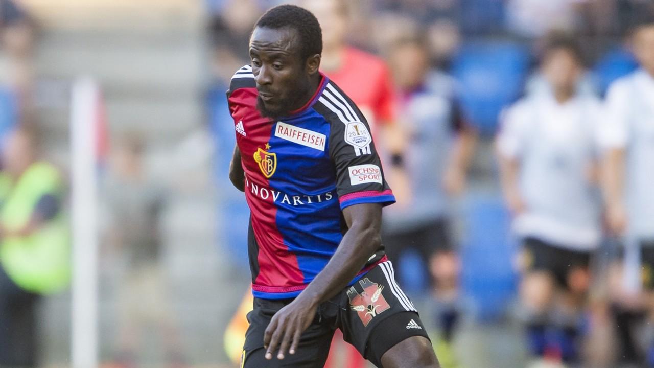 Seydou Doumbia Basel