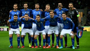 Italy squad against Sweden