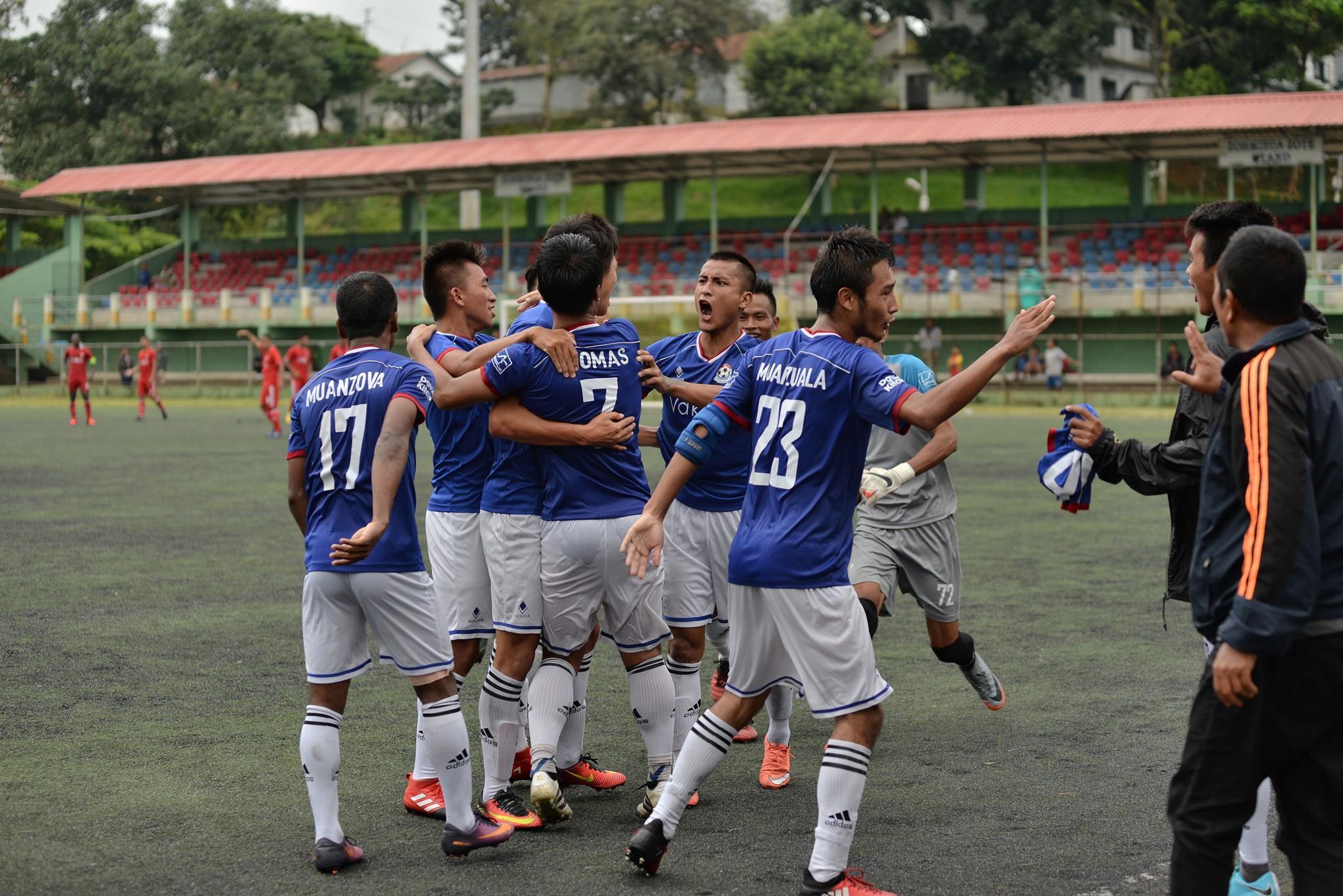 Chanmari FC Mizoram Premier League