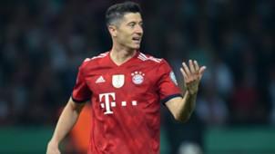 Robert Lewandowski FC Bayern München 19052018