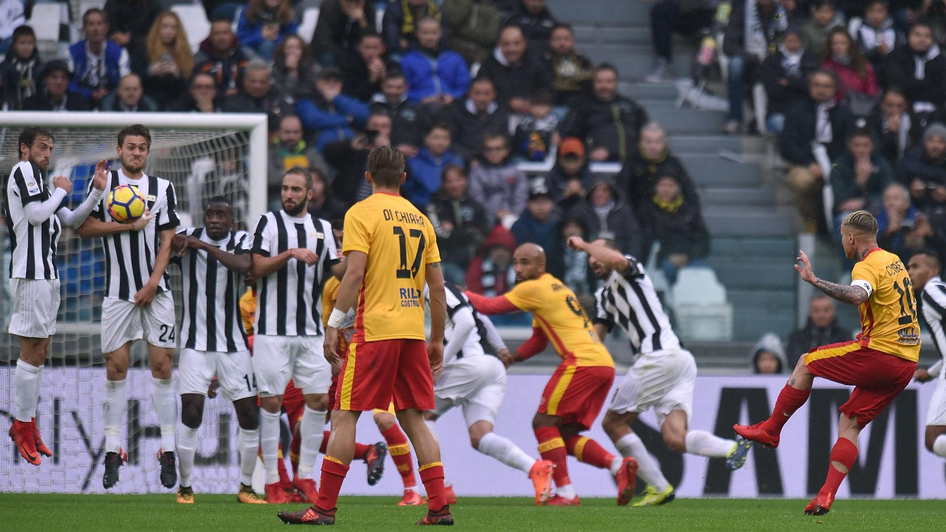 Amato Ciciretti Juventus Benevento Serie A