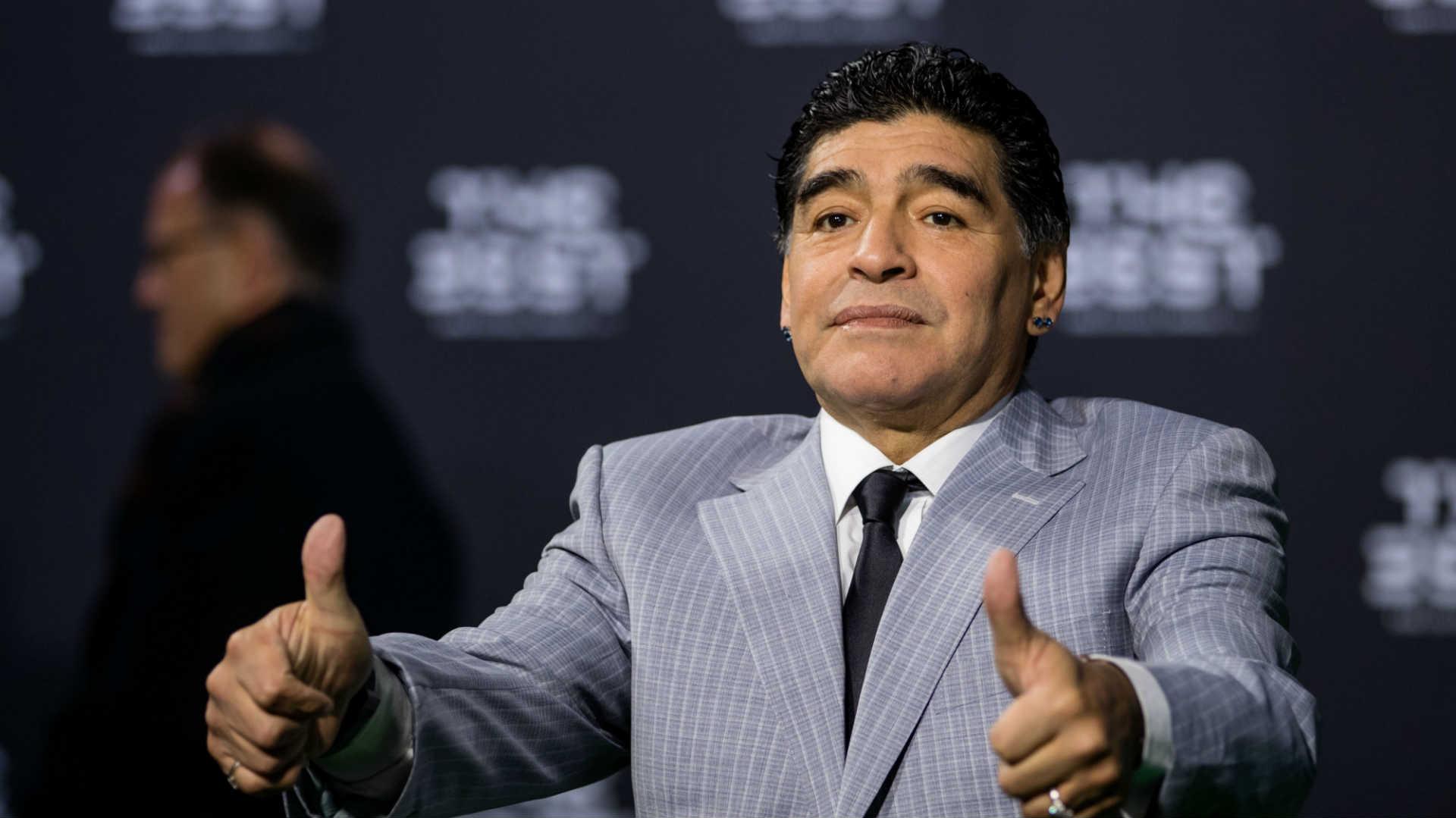 Maradona: cittadinanza di Napoli il 5/7