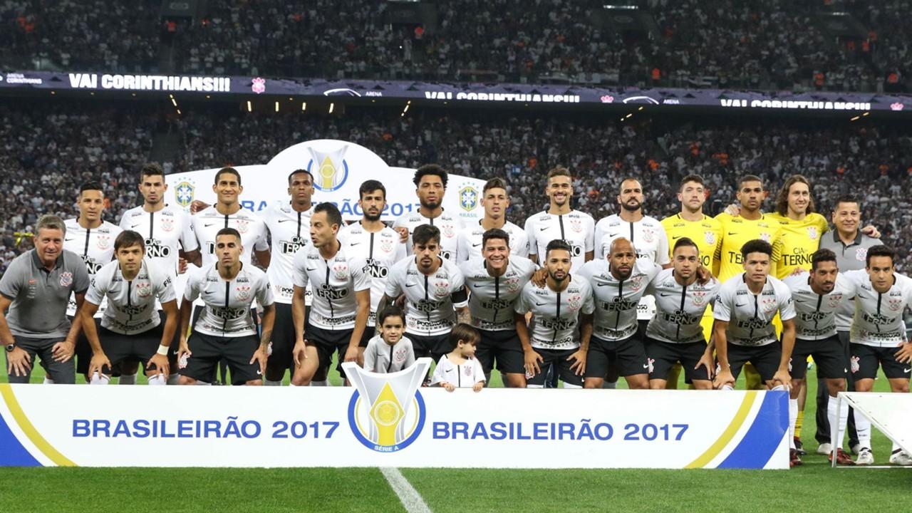 Corinthians Fluminense Brasileirao Serie A 15112017