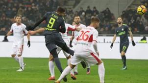 Mauro Icardi Inter Pordenone Coppa Italia
