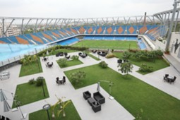 Trans Stadia, Ahmedabad