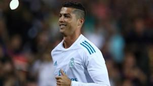 Barcelona - Real Madrid, Cristiano Ronaldo, 13082017