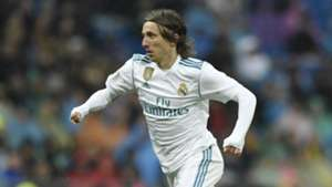 Luka Modric Real Madrid Villarreal LaLiga 13012018