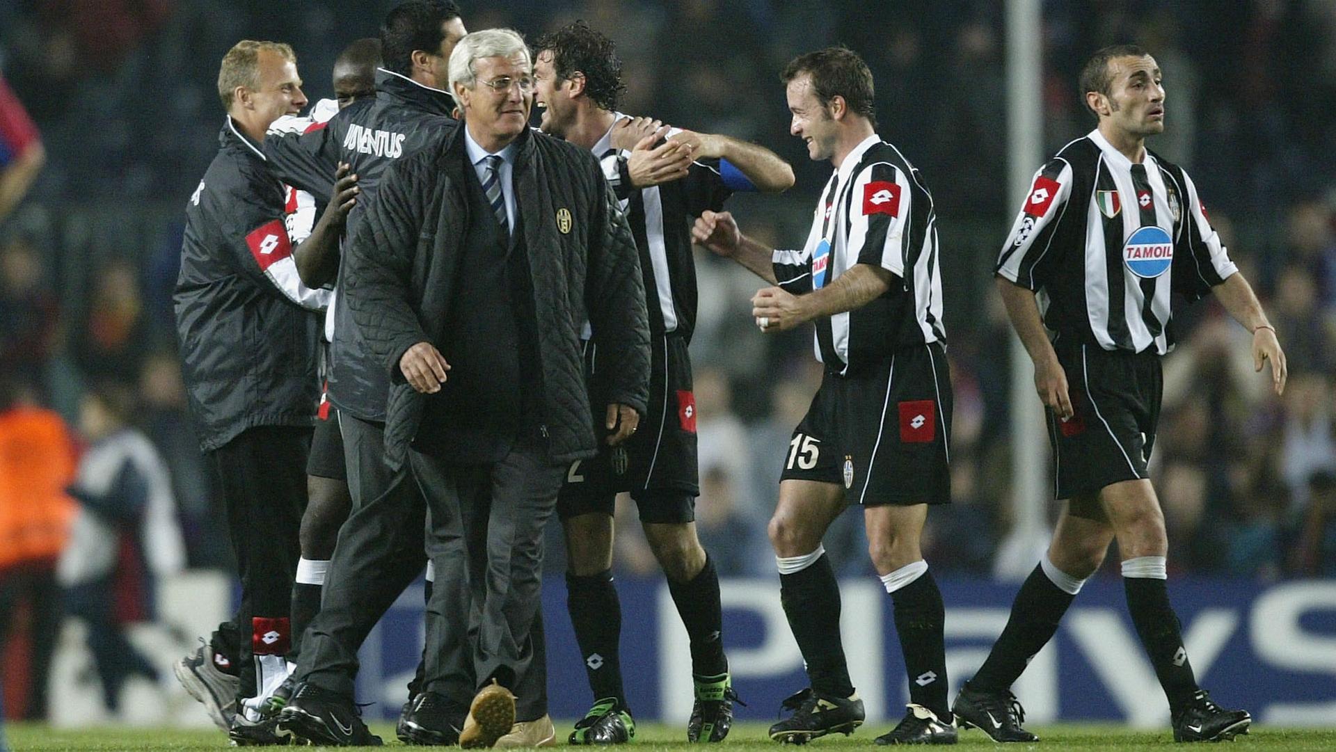 Juventus Barcelona 2003