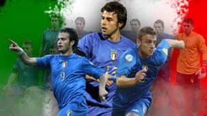 GFX Italien U21-Europameister 2004