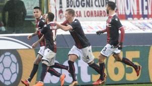 Bologna Sassuolo Pulgar