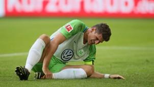 Mario Gomez VfL Wolfsburg Hannover 96
