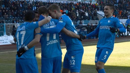 Emem Eduok opens goal account in Erzurum BB win   Goal.com