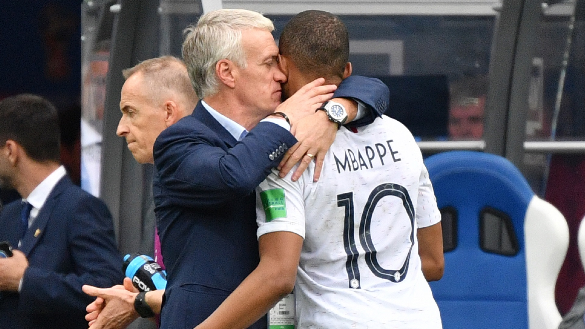 2018-07-10 Mbappe France