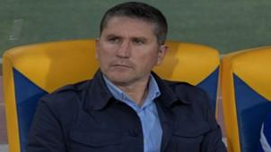 Raja coach coach Juan Carlos Garrido