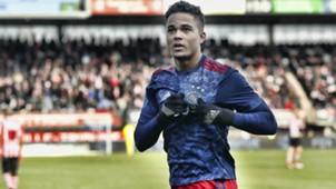 Justin Kluivert, Ajax, Eredivisie 03182018