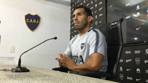 Carlos Tevez Boca Juniors Conferencia 12032018