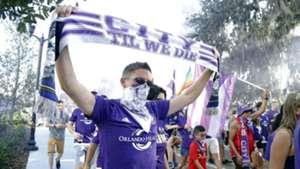 Orlando City fans