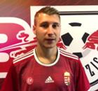 Willi Orban átesett a beavatásán a magyar válogatottban