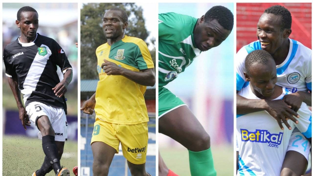 KPL midfielder of the Year.