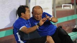 50 sắc thái của HLV Park Hang-seo   Olympic Việt Nam vs Olympic Palestine