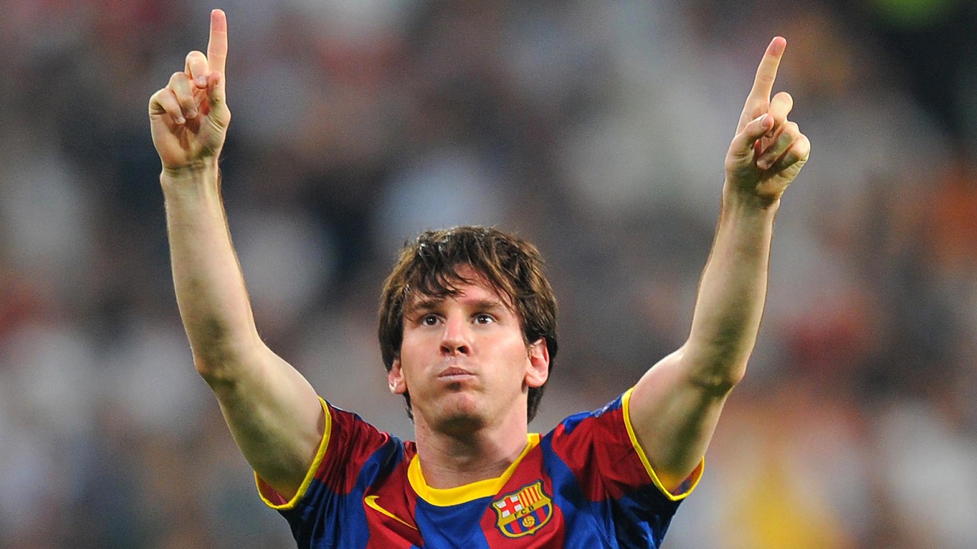 Lionel Messi Barcelona 2011
