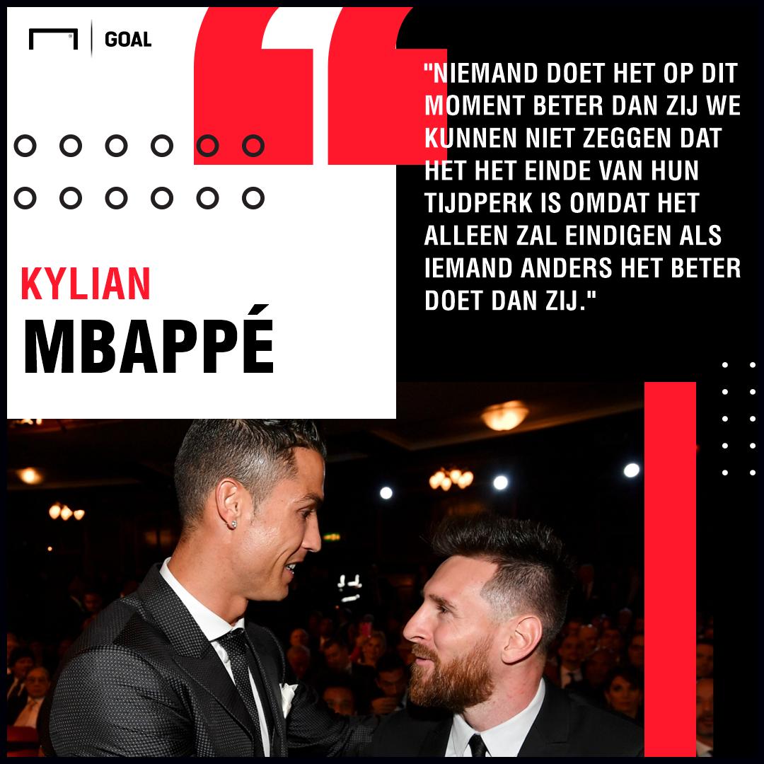 Ronaldo Messi Mbappe GFX