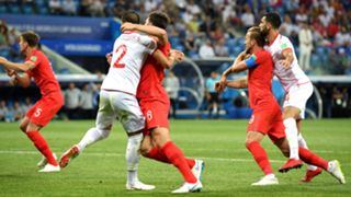 Harry Kane England Tunisia World Cup 2018