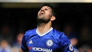 Diego Costa Chelsea striker