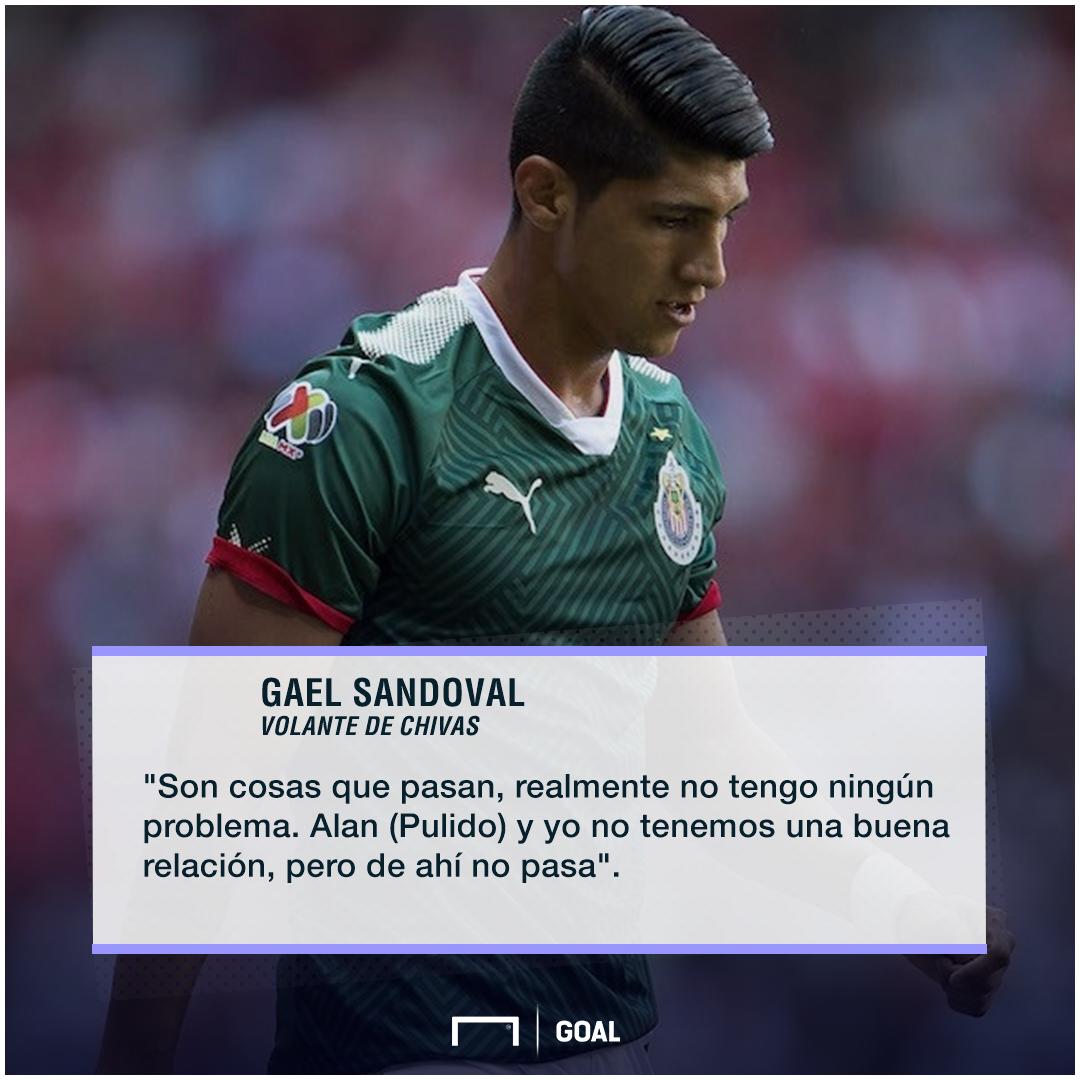 Pelea Alan Pulido Gael Sandoval