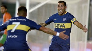 Banfield Boca Tevez Superliga 180218