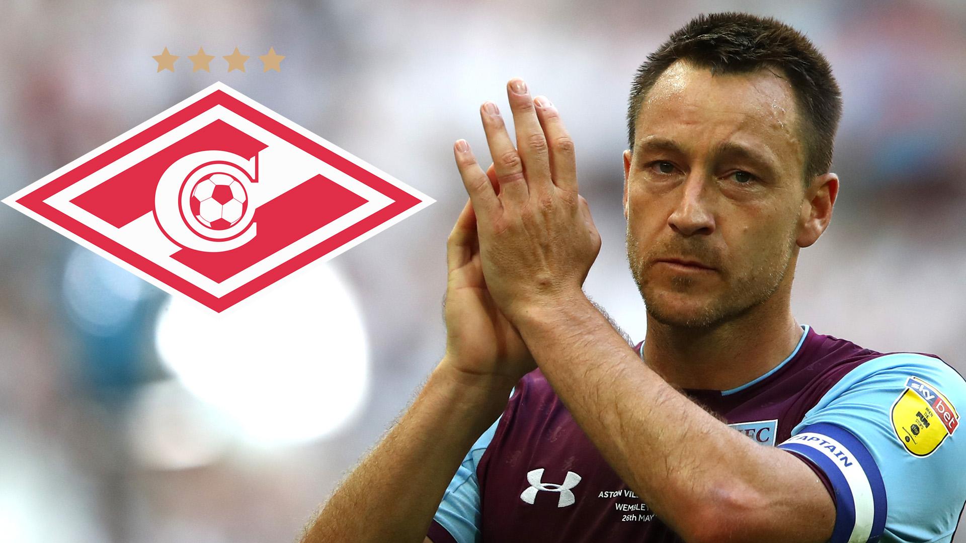 Terry lật kèo, chính thức khước từ Spartak Moscow