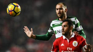 Bas Dost Sporting Jardel Benfica 2018