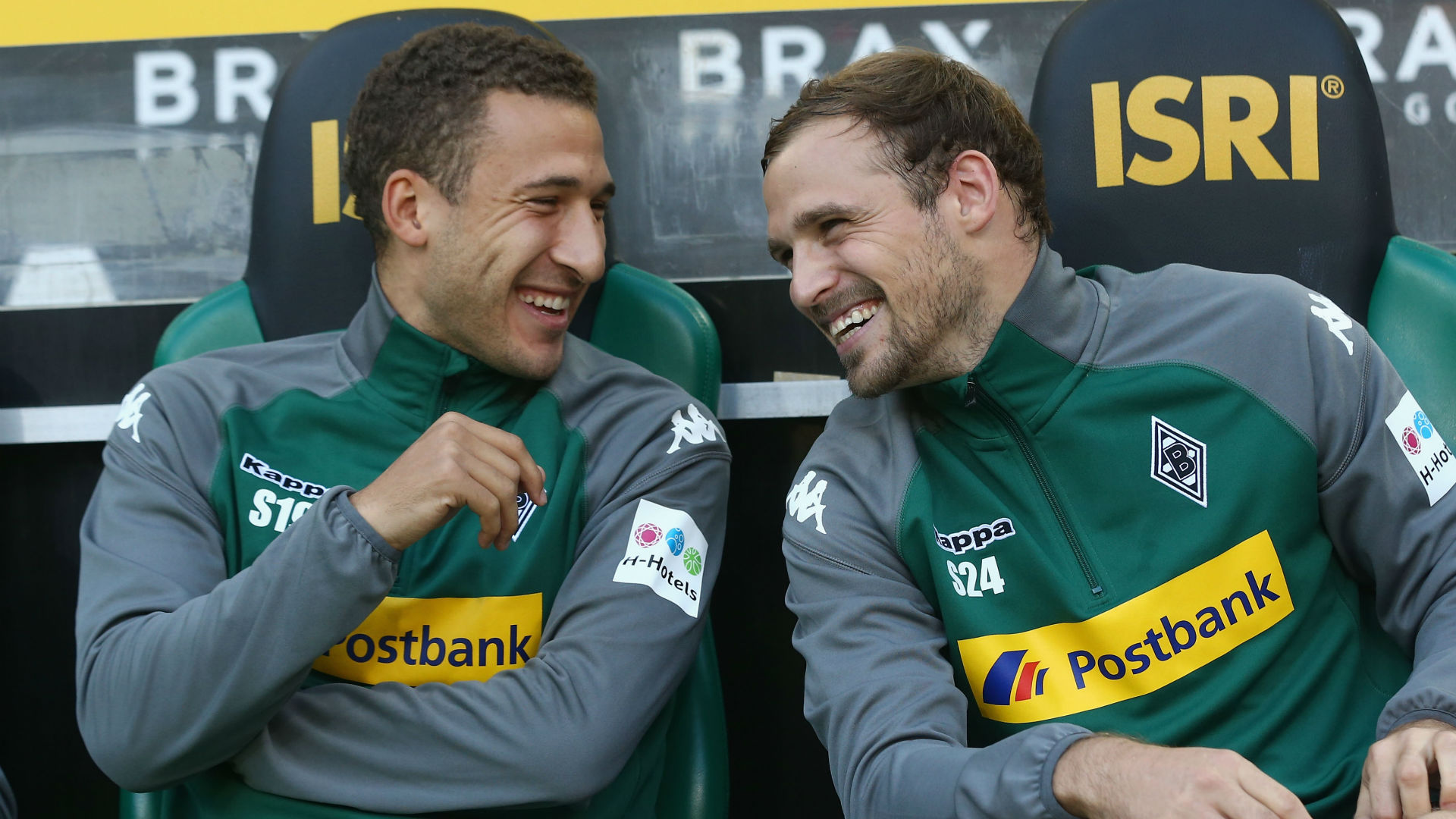 Fabian Johnson Tony Jantschke Gladbach