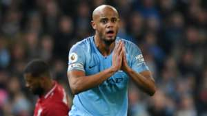 VINCENT KOMPANY MANCHESTER CITY PREMIER LEAGUE 03012019
