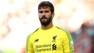 Alisson Becker Liverpool 2018-19