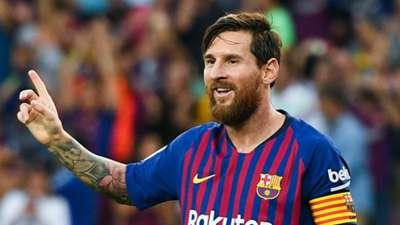 Lionel Messi Barcelona Huesca 2018-19