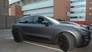 Philippe Coutinho Car Liverpool 10052017